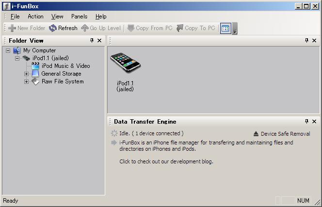 「i-FunBox(iFunBox)」
